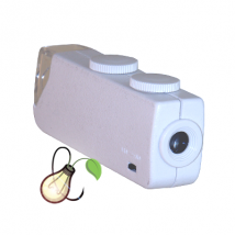 Active Eye Microscope (60x - 100x)