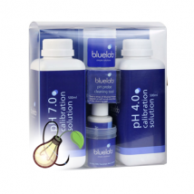 Bluelab pH Calibration & Cleaning Kit