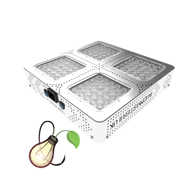 BUDMASTER G.O.D – 4 LED GROW LIGHTBUDMASTER G.O.D – 4 LED GROW LIGHT