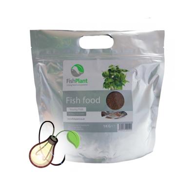 FISHPLANT FISH FOOD