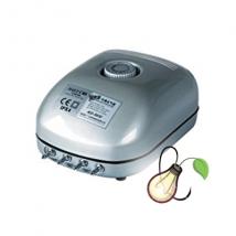 Hailea Adjustable Air Pump ACO9610 600l/hr 4 Outlet 4mm Output
