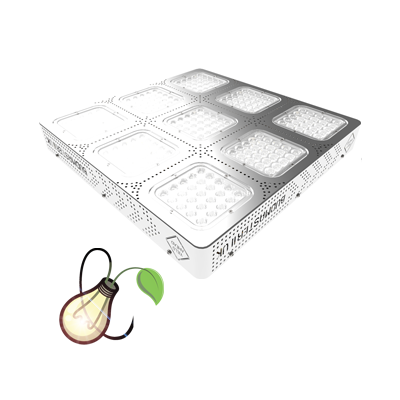 BUDMASTER G.O.D – 9 LED GROW LIGHT