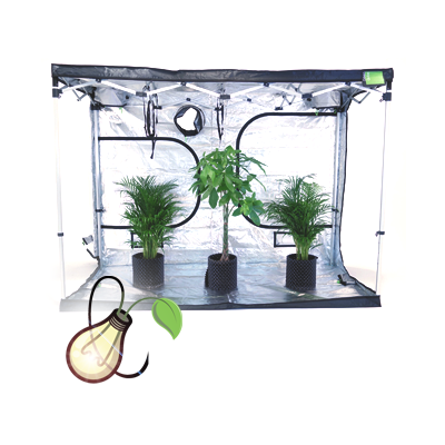 "GREEN QUBE ""QUICK QUBE"" GROW TENT"