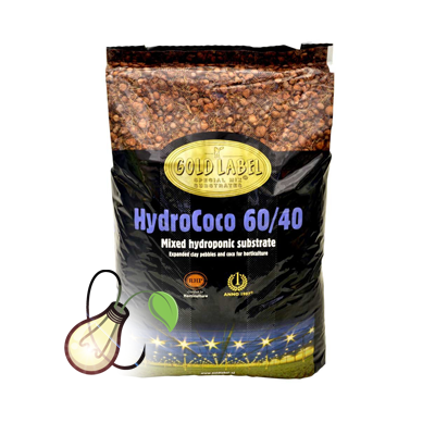 HYDRO COCO 60-40 GOLD LABEL